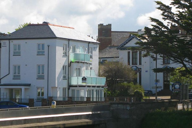 8 the octagon bude cornwall