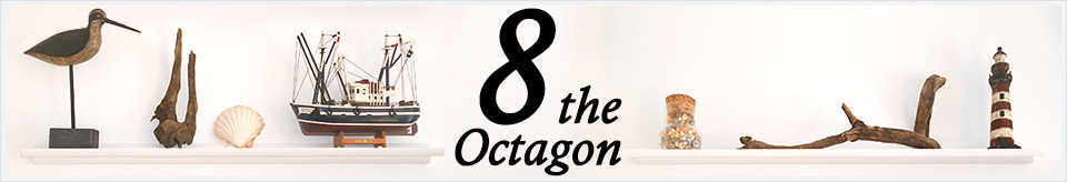 8 The Octagon, Bude